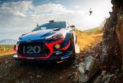 Thierry Neuville mide su rol de líder en el Rally de Gales