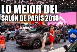 Lo mejor del Salón del París 2018: las novedades más importantes