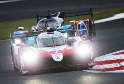 López y Kobayashi logran la pole para el Toyota #7 en Fuji