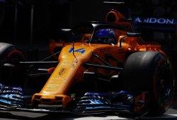 McLaren, el equipo con menos superblandos en Brasil