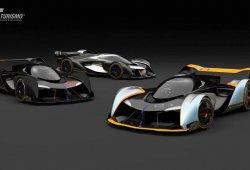 ¿McLaren piensa fabricar una edición limitada del Ultimate Vision GT?