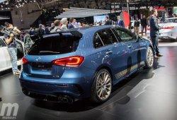 Asómate al interior del nuevo Mercedes-AMG A 35 4MATIC en este vídeo