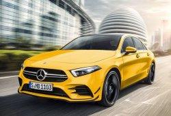 Así será el nuevo Mercedes-AMG A 35 Sedán de 306 CV