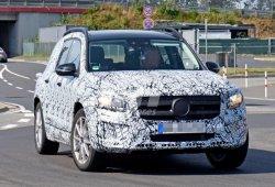 El nuevo Mercedes GLB contará con el salpicadero del Clase A