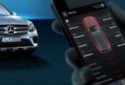 Mercedes Me advertirá de las zonas urbanas con mayor riesgo de robos