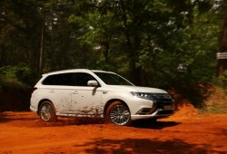 Mitsubishi Outlander PHEV 2019: El 'cero emisiones' más vendido se renueva