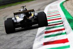 El motor, el culpable de la caída de rendimiento de Renault, según Sainz