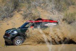 Nani Roma prepara el Dakar 2019 en la Baja Portalegre