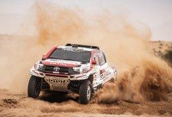 Nasser Al-Attiyah y Toby Price ganan el Rally de Marruecos
