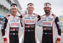 Buen inicio de los pilotos de Toyota en las 6 Horas de Fuji