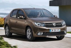 El Dacia Logan también estrena los nuevos motores diésel Blue dCi