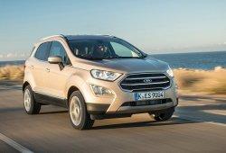 El nuevo Ford EcoSport sigue sumando versiones diésel a su gama