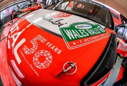 Previo y horarios del Rally de Gales del WRC 2018
