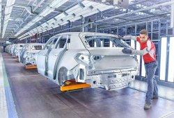 La producción de coches en España cae a niveles de 2013 por el ciclo WLTP