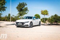 Prueba Volkswagen Arteon 1.5 TSI EVO, el diseño al servicio de las berlinas