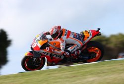 Quinta pole consecutiva de Marc Márquez en el GP de Australia