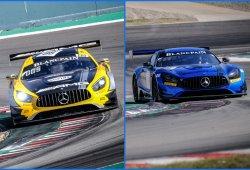 Marciello es triple campeón, el Mercedes #4, excluido