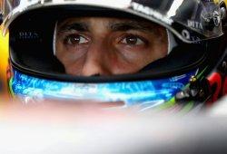 """Ricciardo, tras un nuevo problema mecánico: """"Estoy bastante harto"""""""