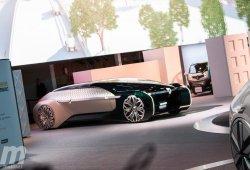 Renault EZ-ULTIMO, el vehículo autónomo y eléctrico para el «turismo premium»