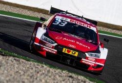 René Rast lanza un aviso en el FP1 del DTM en Hockenheim