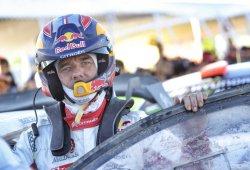 Sébastien Loeb se queda sin 'trabajo' y Citroën lo quiere