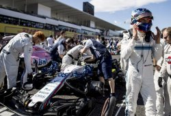 "Sirotkin ve ""más que lógico"" seguir en Williams"