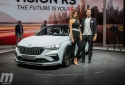 Skoda Vision RS, una mirada al futuro del Spaceback y los modelos RS