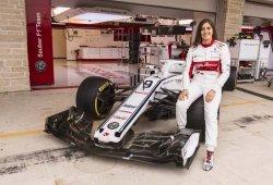 Tatiana Calderón se subirá a un F1 por primera vez con Sauber en México