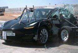 El Tesla Model 3 es el vehículo más seguro probado por la NHTSA