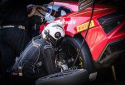Test y paradas en boxes, otros cambios en la Blancpain