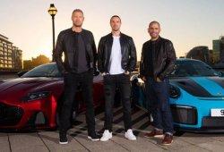 Top Gear estrena presentadores: Paddy McGuinness y Andrew Flintoff se unen a Chris Harris