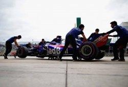 Toro Rosso pospone su última gran actualización hasta México