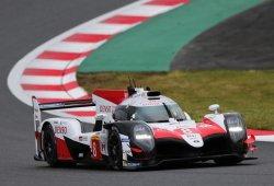 El Toyota #8 de Alonso hereda la pole de las 6 Horas de Fuji
