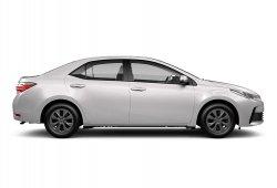 Exclusiva: el nuevo Toyota Corolla Sedán llegará a España