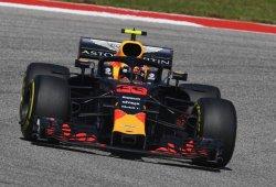 """Verstappen, satisfecho con la """"perfecta estrategia"""" que le dejó segundo"""