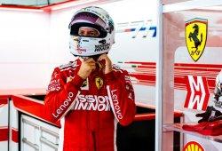 """Vettel considera """"equivocada"""" su sanción por falta de """"sentido común"""""""