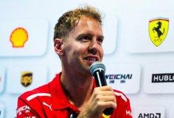 Vettel niega que Ferrari haya sido tan superior como dice Mercedes
