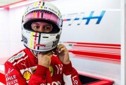 Vettel señala las causas de su derrota frente a Hamilton