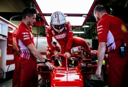 """Vettel: """"Todo el mundo está al límite con los neumáticos"""""""