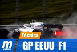 [Vídeo] F1 2018: análisis técnico del GP de Estados Unidos