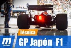 [Vídeo] F1 2018: análisis técnico del GP de Japón