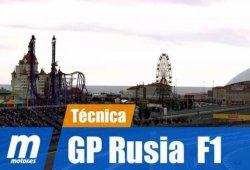 [Vídeo] F1 2018: análisis técnico del GP de Rusia