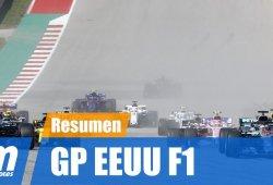 [Vídeo] Resumen del GP de EEUU de F1 2018