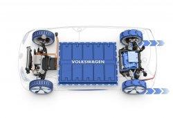 Volkswagen se alía con LG para asegurar el suministro de baterías