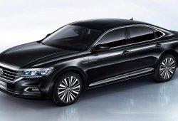 Volkswagen Passat 2019, la berlina se renueva por completo en China
