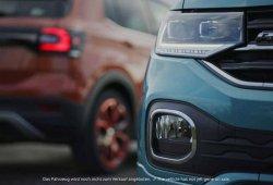 El nuevo Volkswagen T-Cross se destapa antes de su presentación