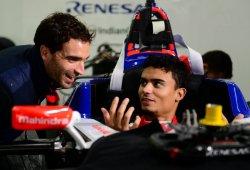 "Wehrlein: ""La Fórmula E tiene pilotos de un nivel altísimo"""