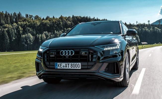 Audi Q8 preparado por ABT Sportsline