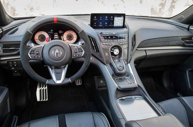 Acura RDX modificado por Graham Rahal Performance