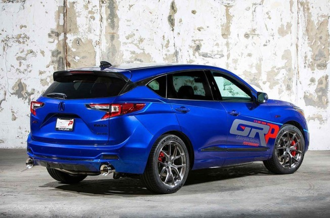 Acura RDX modificado por Graham Rahal Performance
